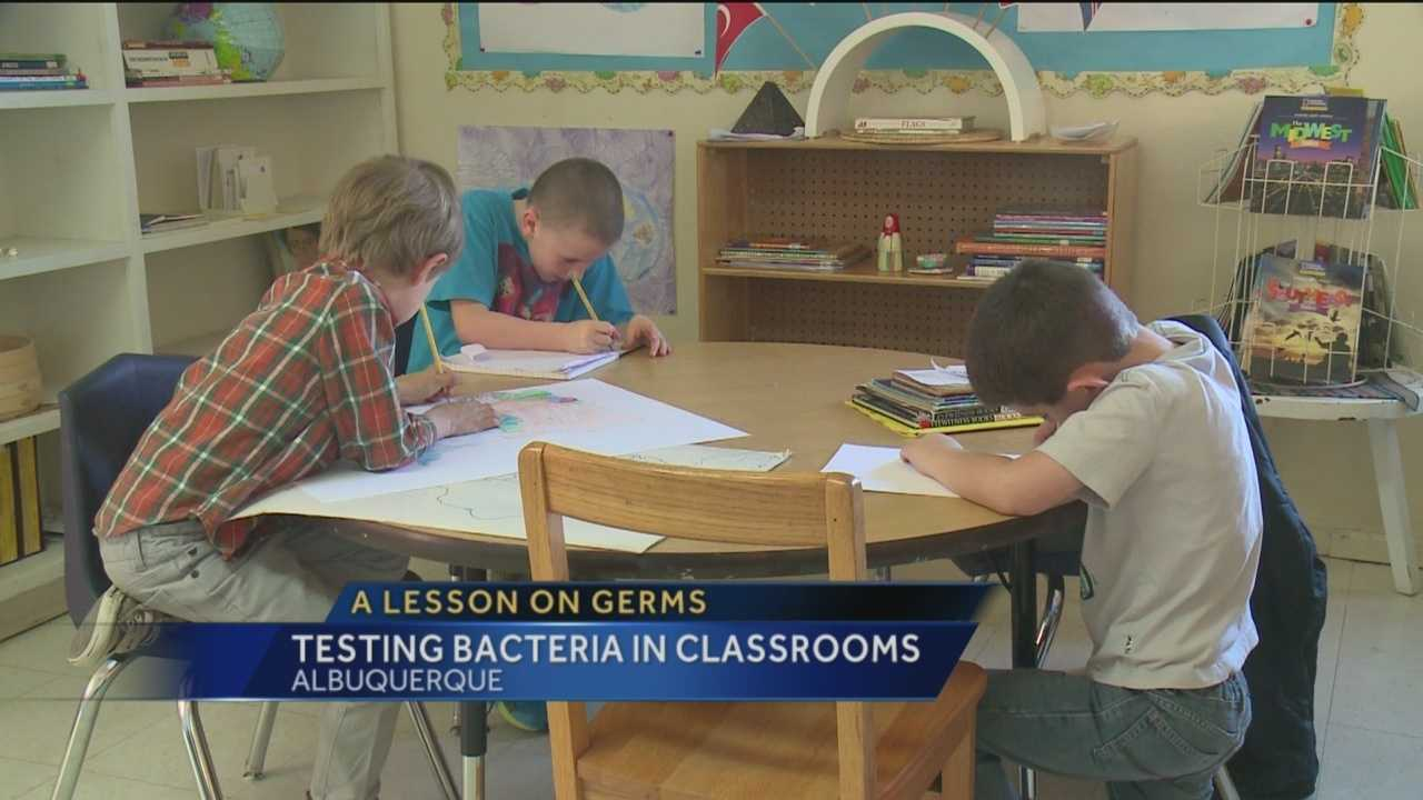 The Centers for Disease Control and Prevention believe classrooms transmit a lot of infections because kids are in close contact and share supplies.