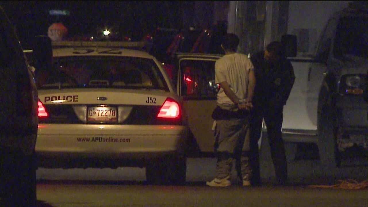 Albuquerque police made several arrests after a 10-hour SWAT situation overnight.