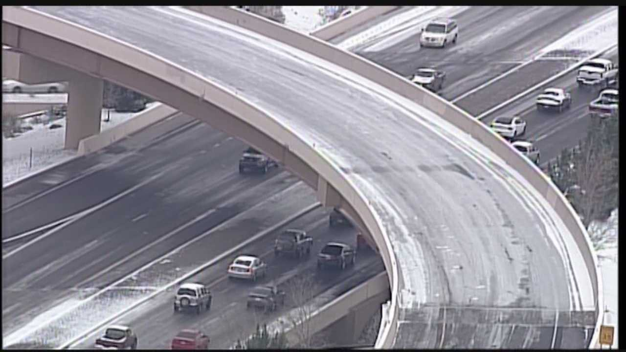 Albuquerque police have fully reopened the on- and off-ramps connecting Coors Boulevard and Interstate 40.