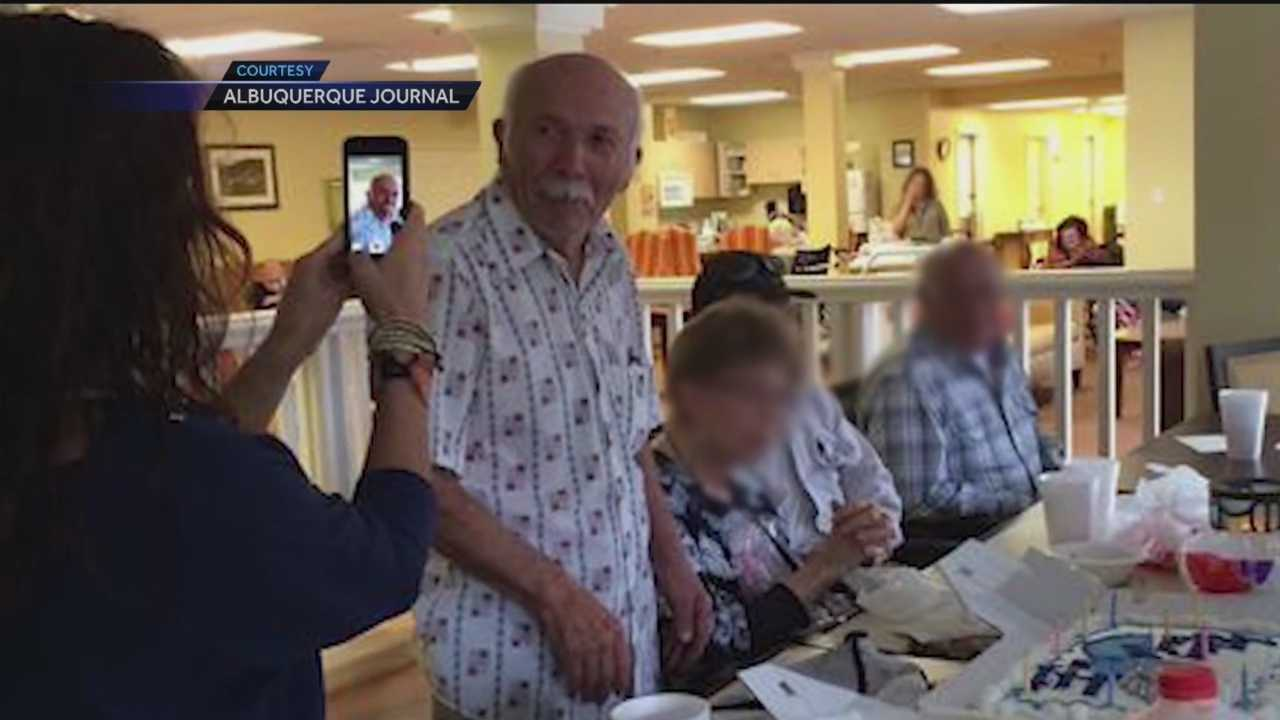 Rio Rancho police say an elderly man was beaten to death. At an assisted living home. Now his family is speaking for the first time, in their only, on camera interview.