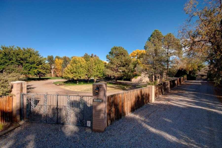 Take a peek inside this 4,500-square foot home for sale in Albuquerque that's featured on Realtor.com.