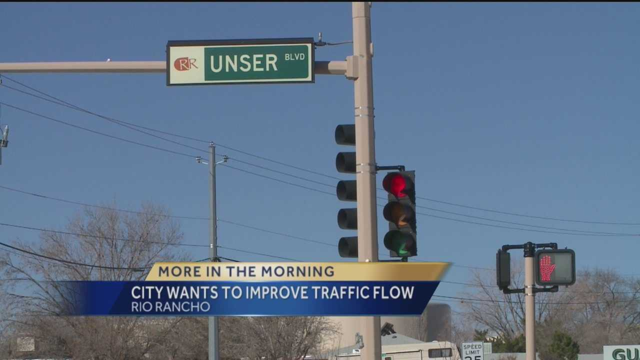 City leaders in Rio Rancho are trying to make your commute easier.