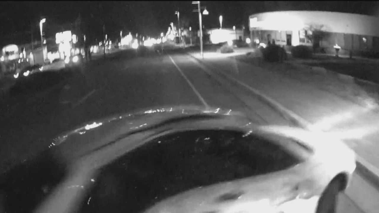 Albuquerque police have released video of a crash involving a city bus.