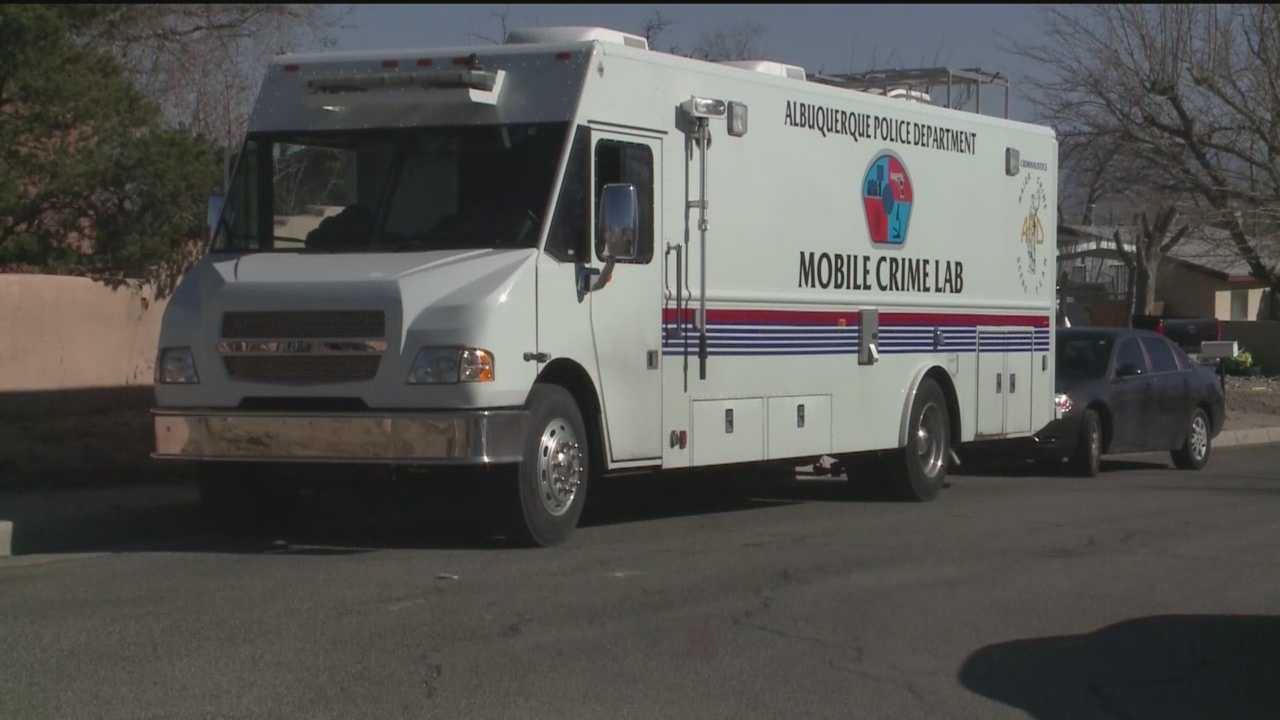 Albuquerque police are investigating what they're calling the suspicious death of a 4-month-old.