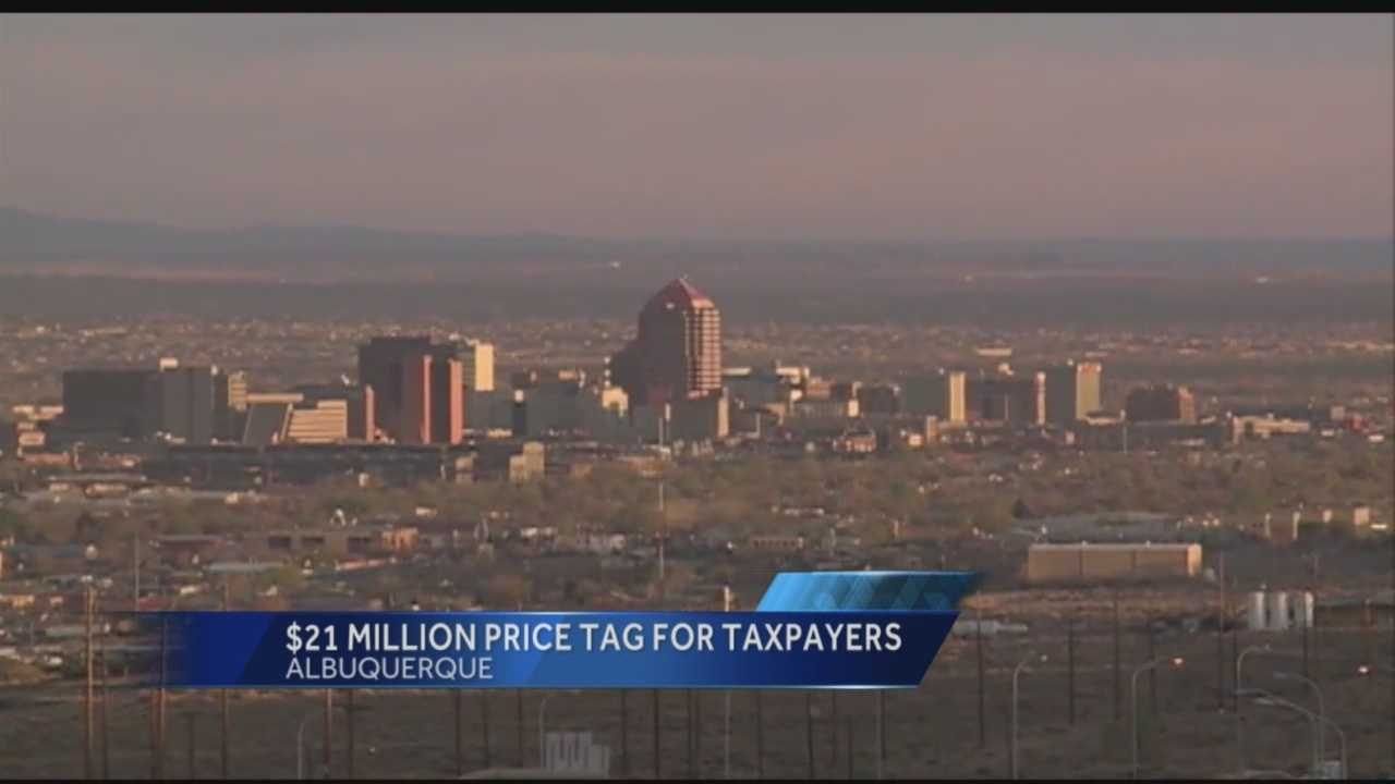 $21,000,000 Million, that is how more overtime Albuquerque City Employees racked up in the last year.