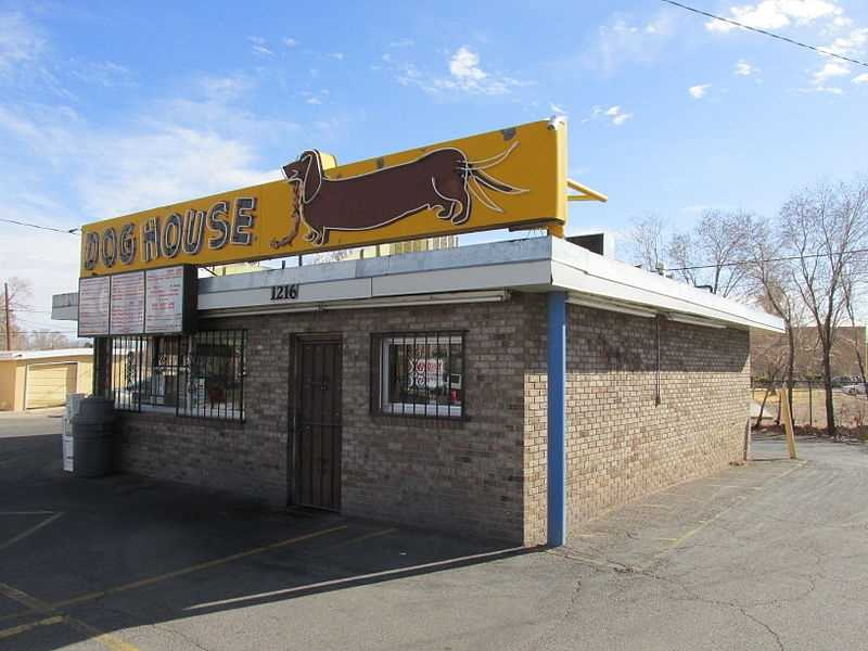 Dog House, 1216 Central Ave. NW
