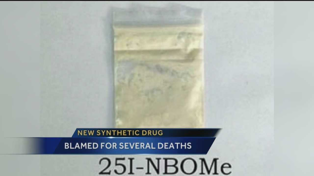 Authorities are on the lookout for a new synthetic drug that may be more potent than synthetic marijuana.