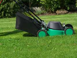 3. Turn chores into a game: Give your child increasingly responsibility after they perform tasks well. A successful weed puller could 'level up' to using the lawnmower.