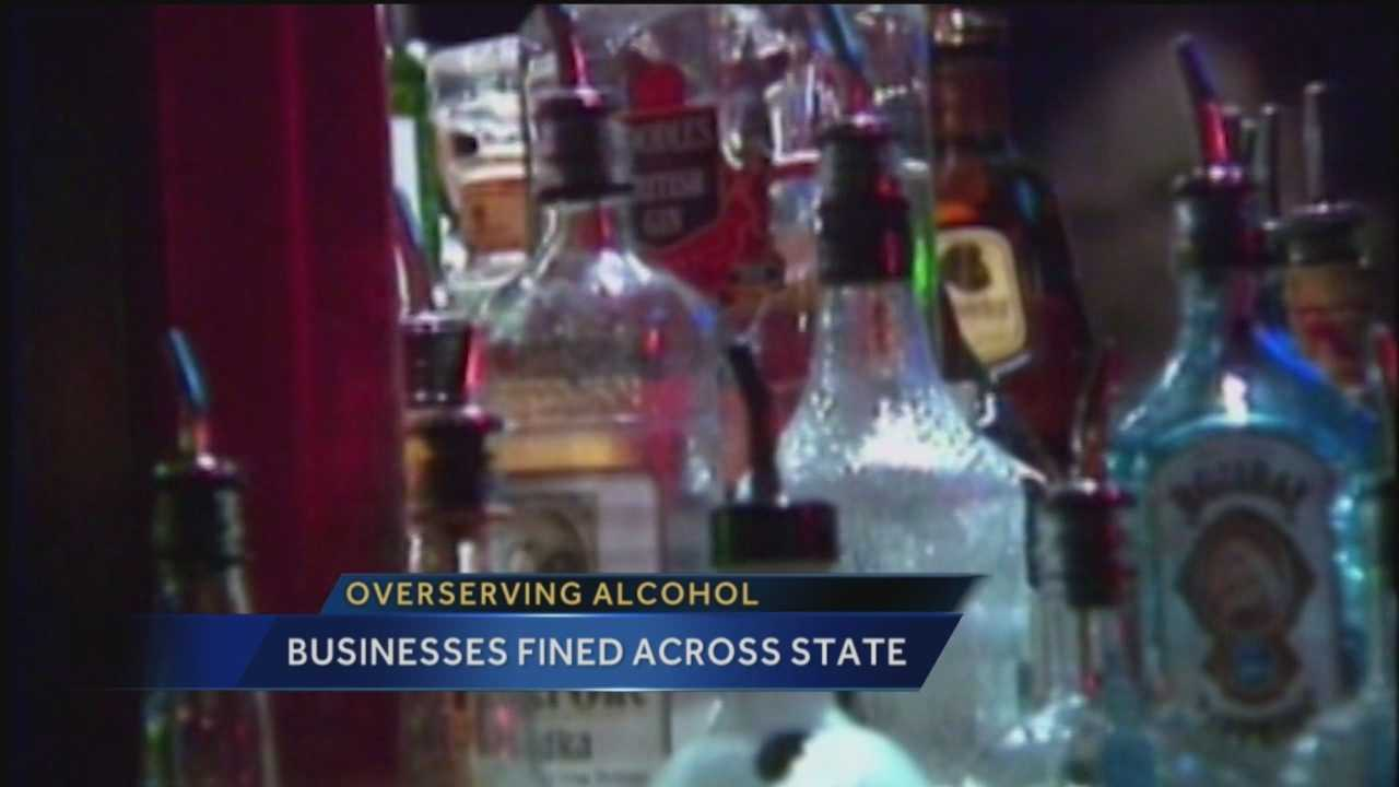 New Mexico is taking bars to task for overserving customers.