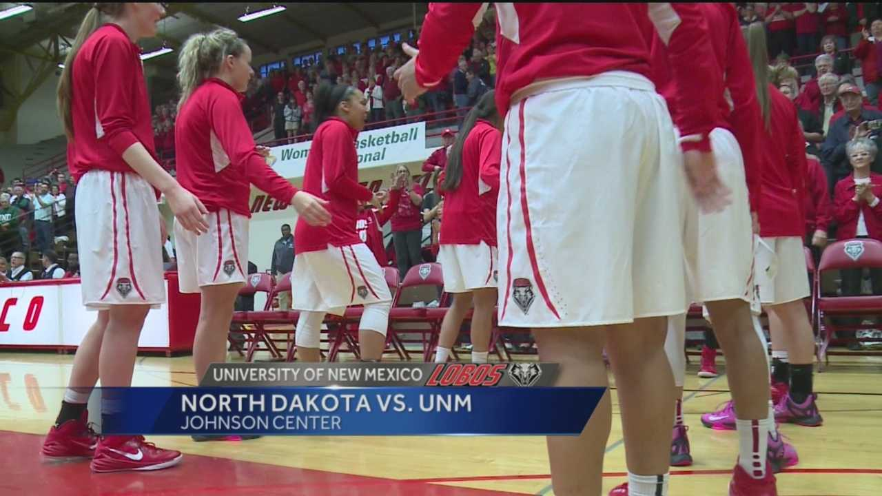 It's been five years since the UNM women's basketball team has been competing in the postseason.