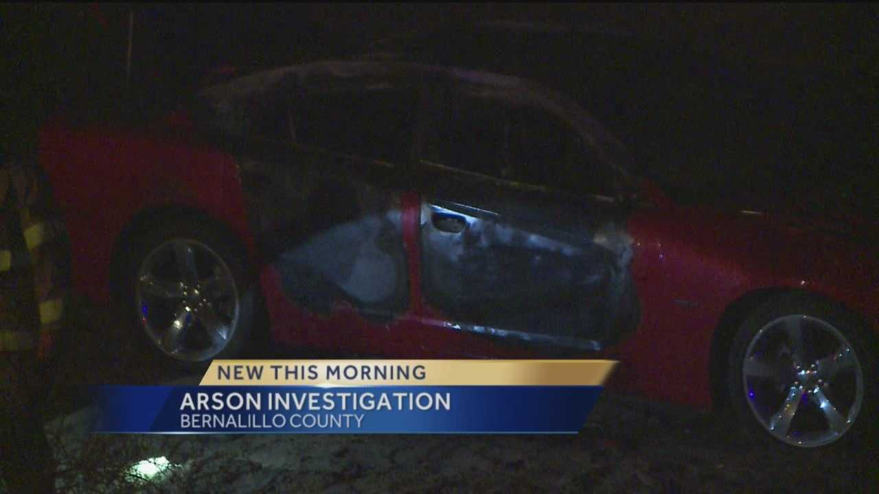 Overnight Arson Investigation