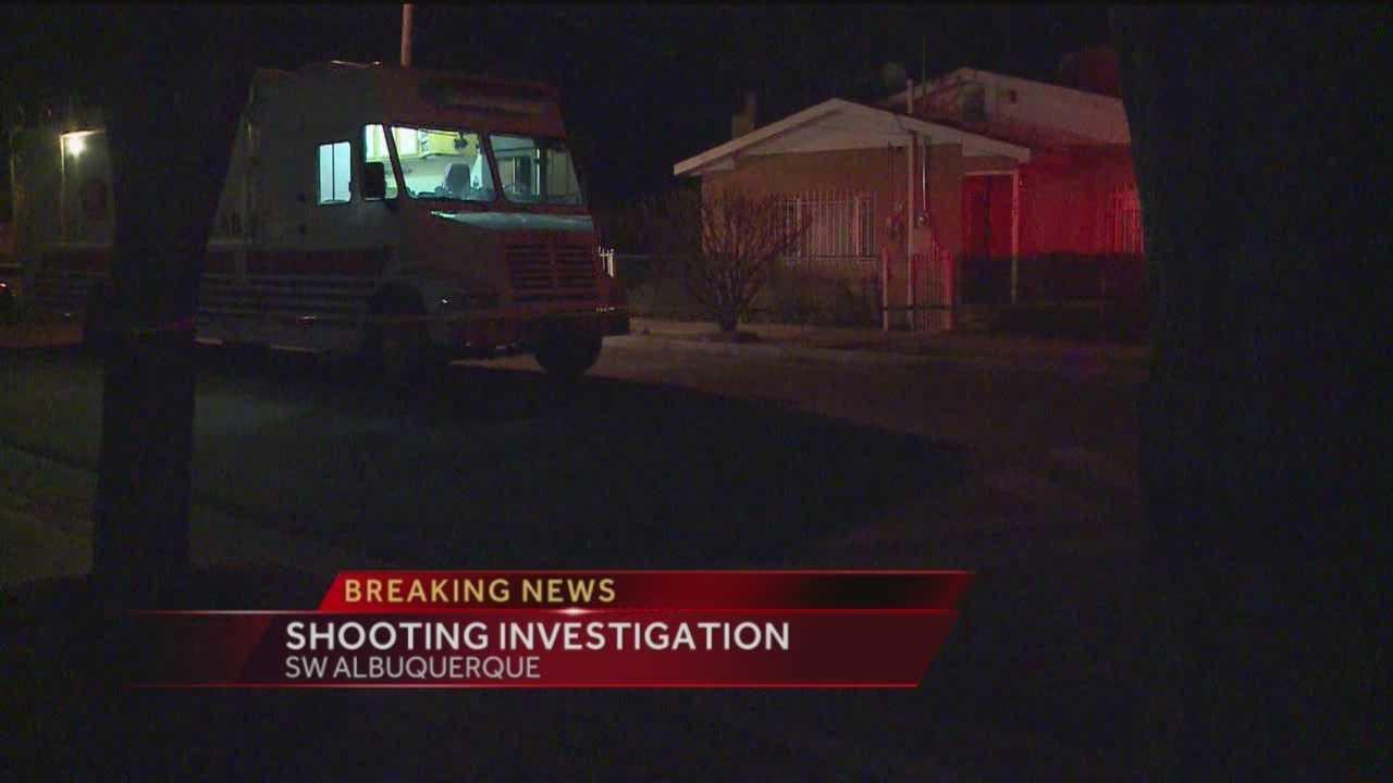 Overnight Shooting Investigation