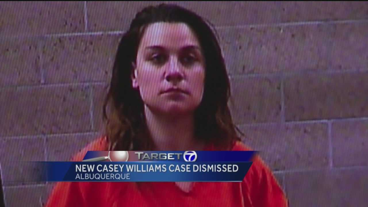 Casey Williams will escape another set of charges.