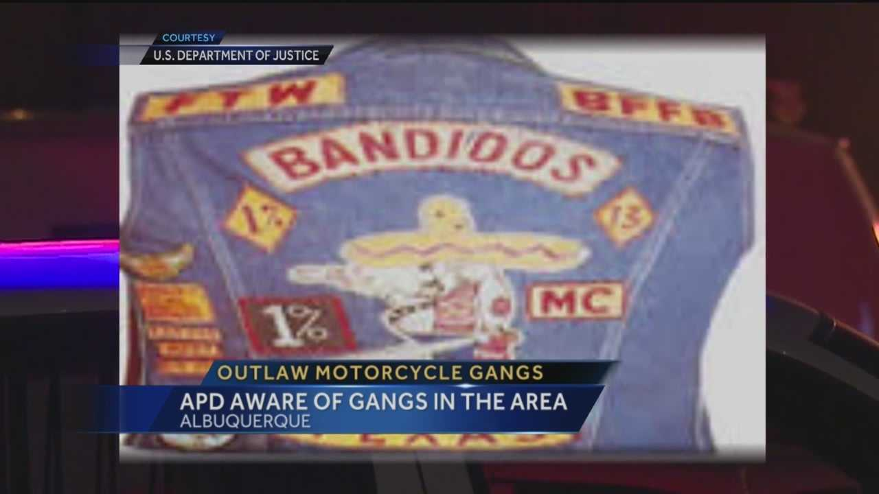 One of the groups involved in a Sunday restaurant shooting is a notorious motorcycle gang, authorities say.