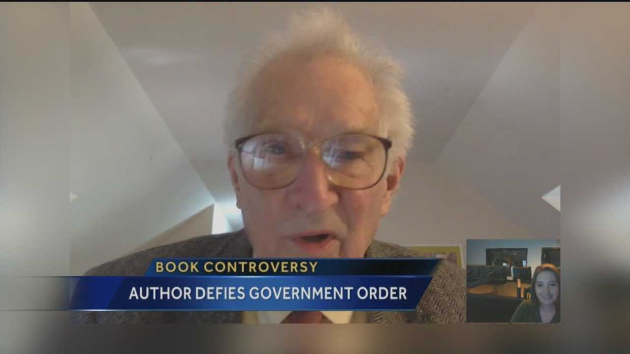 A former Los Alamos National Lab scientist is going against one government agency after he was told to take information out of his new memoir.