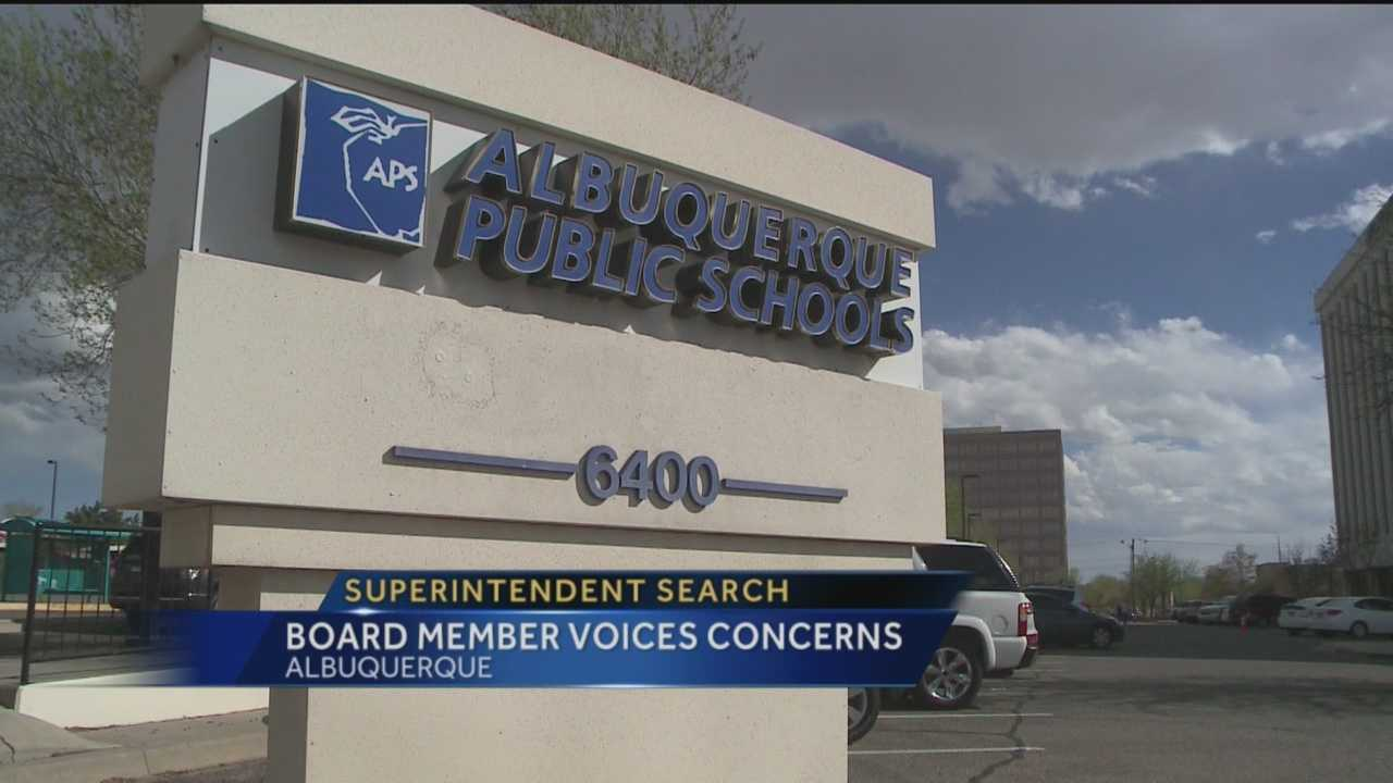 Tonight an Albuquerque public school board member is speaking only to Action 7 News.