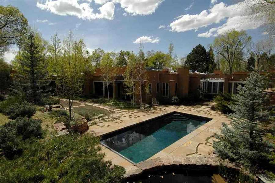 Take a peek inside this mansion for sale in Albuquerque featured on Realtor.com