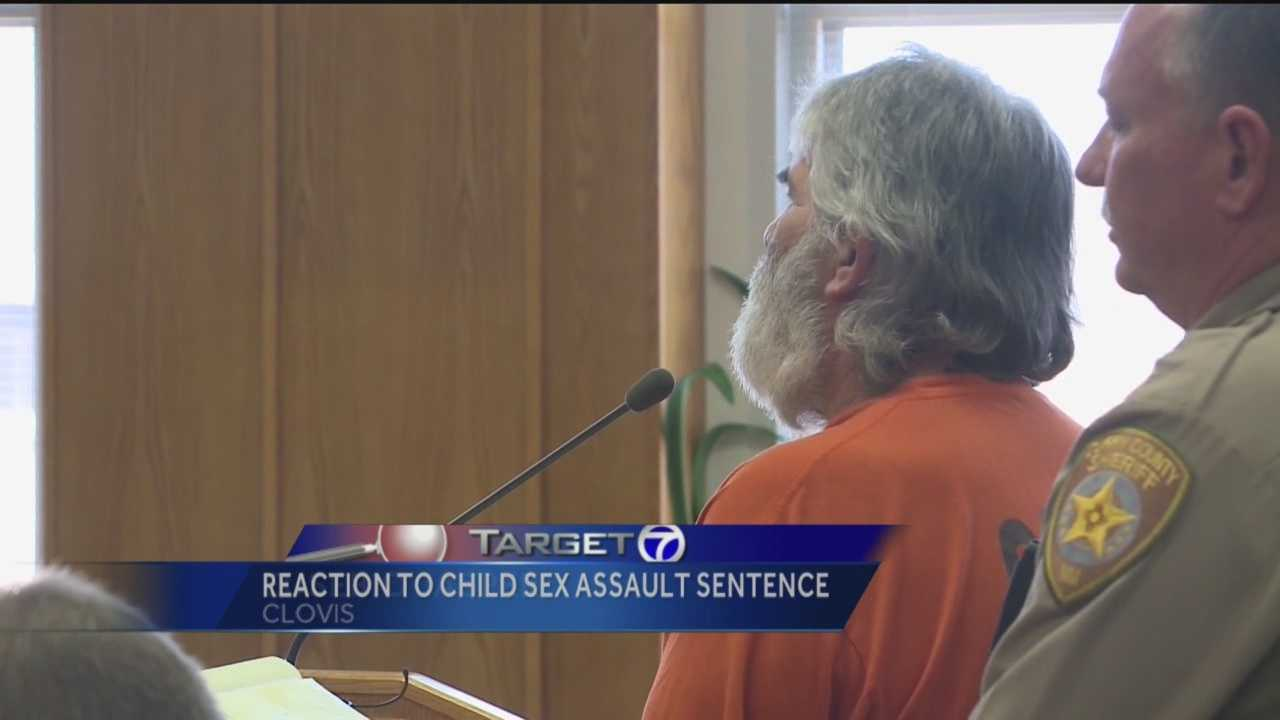 A 64-year-old New Mexico man will likely spend the rest of his life behind bars.