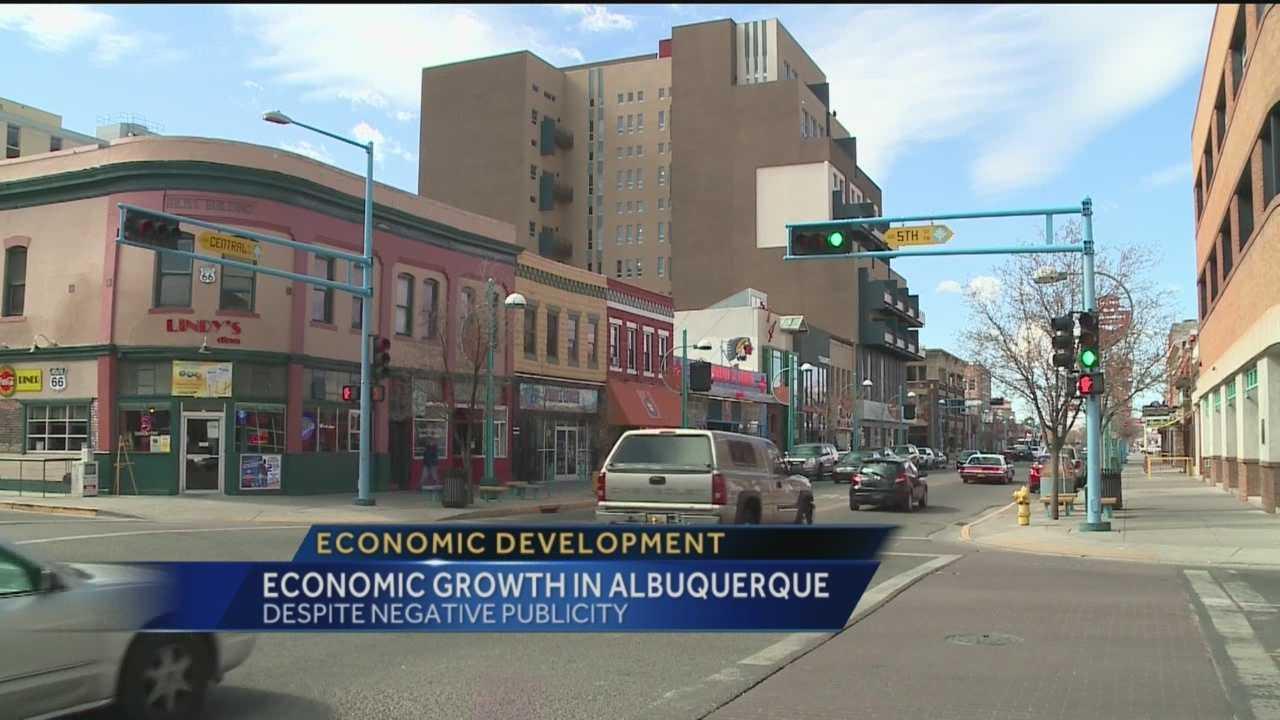 Economic Growth In Albuquerque