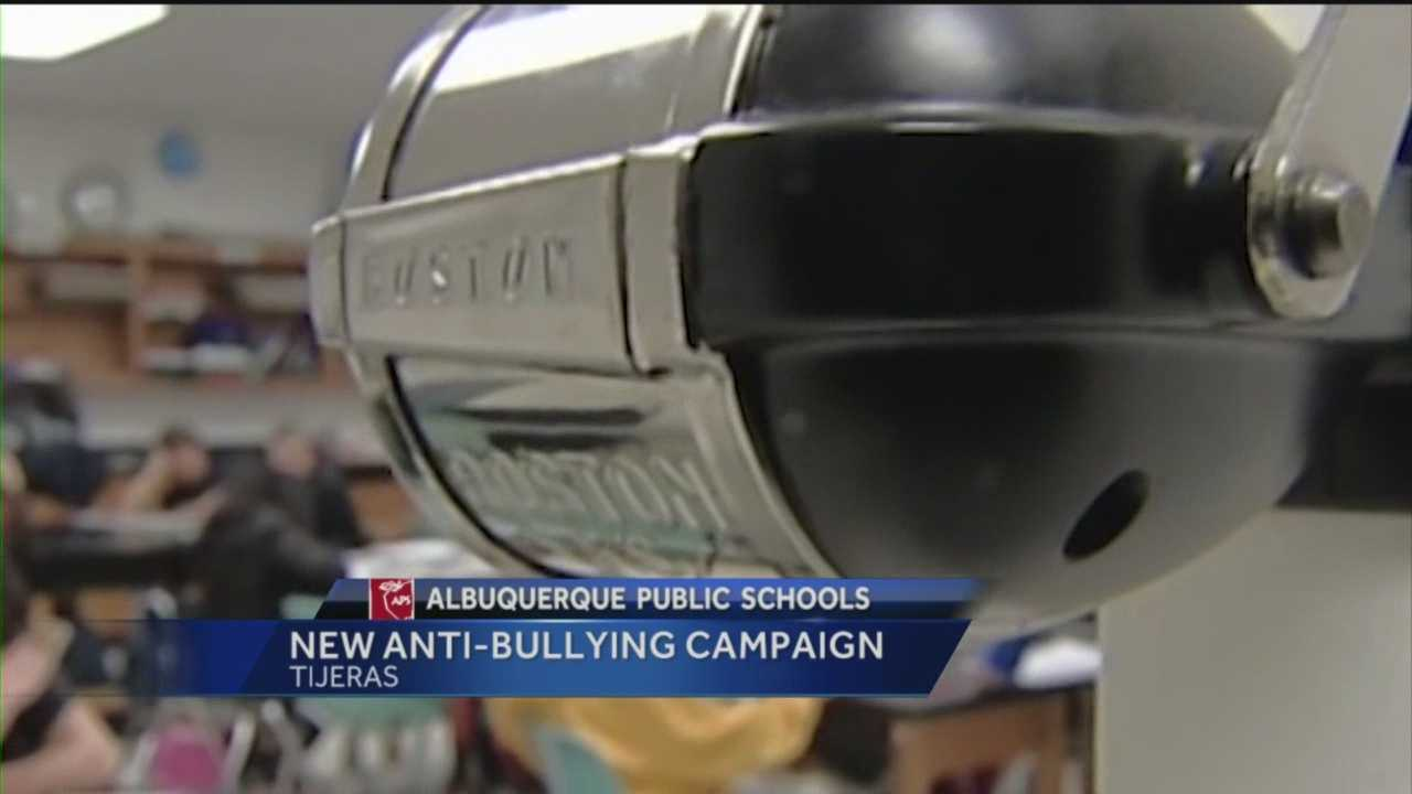 Nearly a third of middle school students experience some type of bullying.