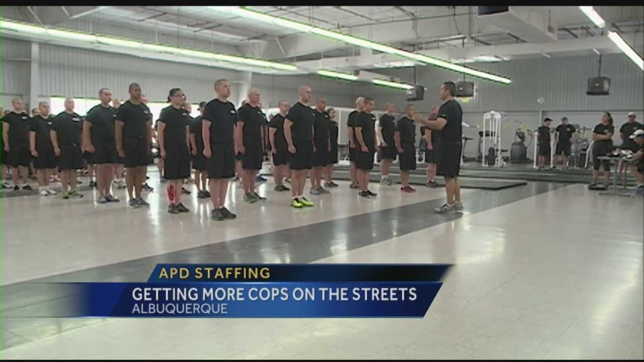 The Albuquerque Police Department needs to get more officers on the street. After spending hours talking about it Tuesday, department top brass have come up with a few ideas.