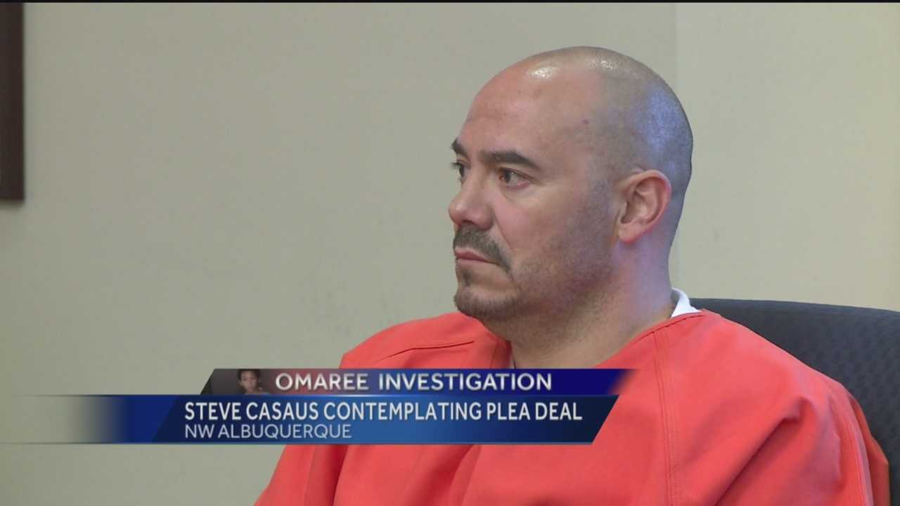 Steve Casaus is slated to go to trial this summer for his role in Omaree Varela's death -- that is if he doesn't plea out before then.