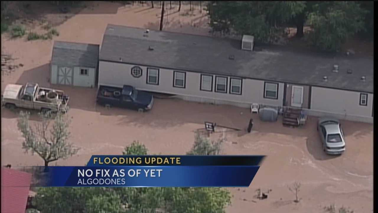 Algodones Flooding Fix Update