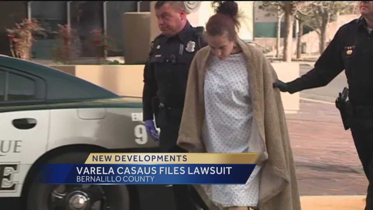 The mother of Omaree Varela is suing Bernalillo County.
