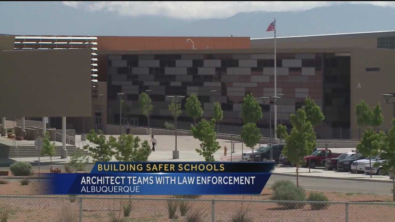 It's a fear many parents have thought about -- a school shooting. Anchor Todd Kurtz has the story.