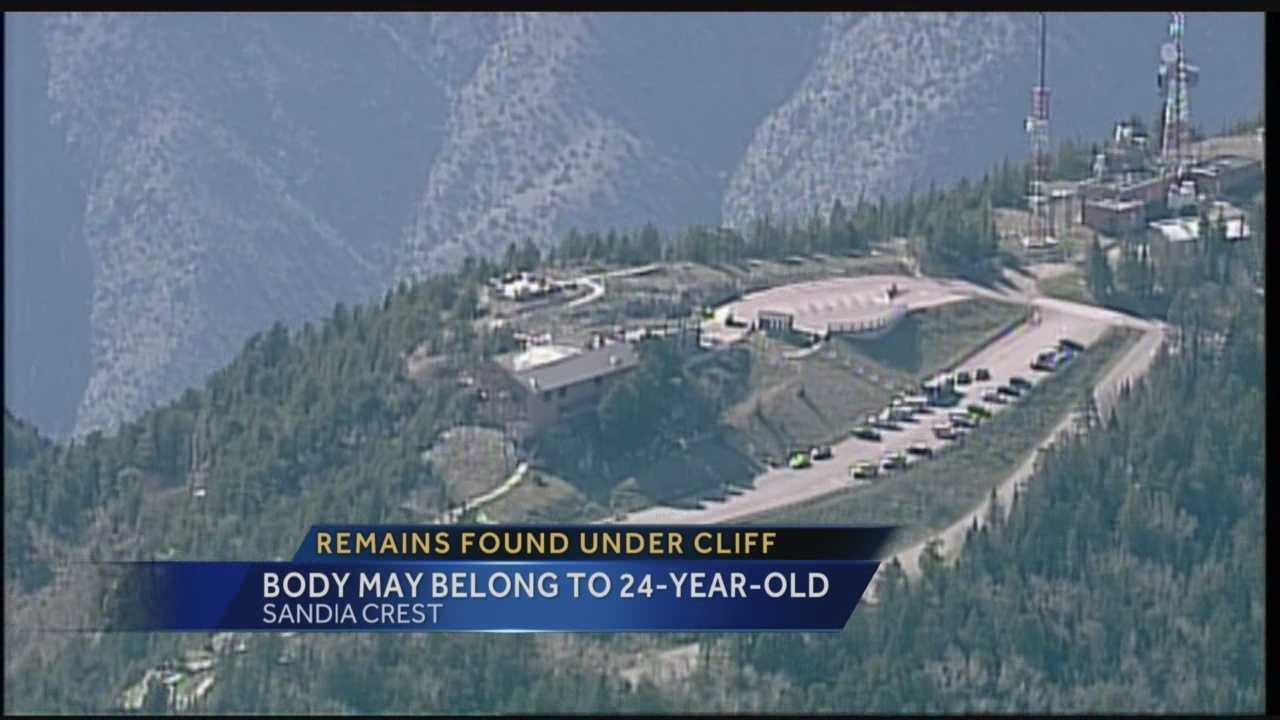 Two sets of human remains were found in the Sandia Mountains this week.