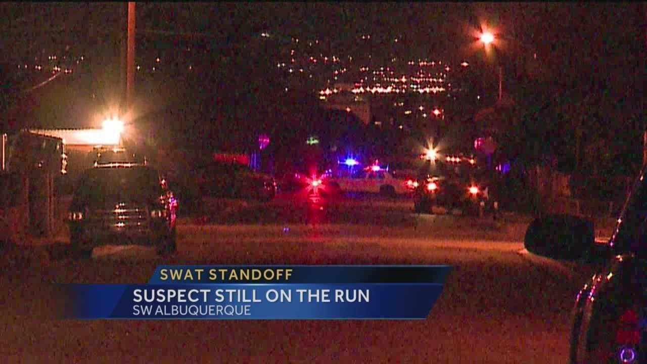 Swat Standoff Overnight