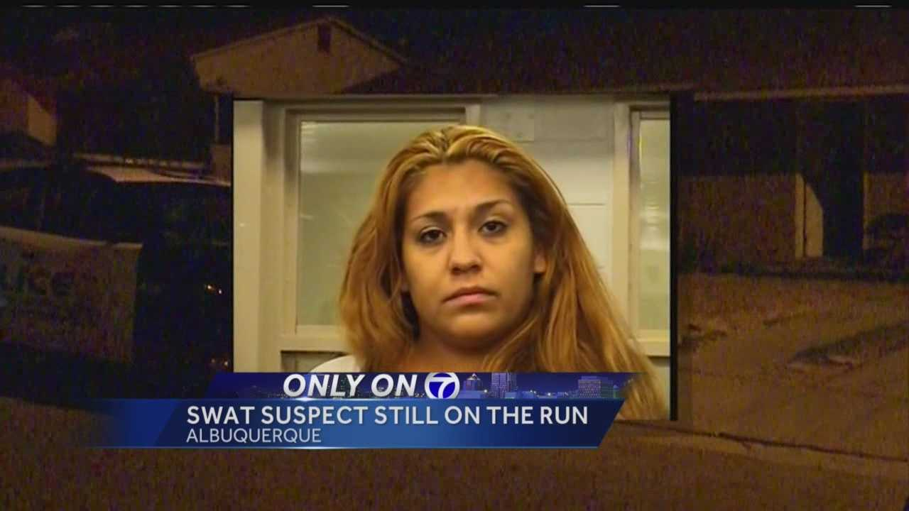 The woman wanted in Tuesday's shooting has been identified. Reporter Megan Cruz has the story.