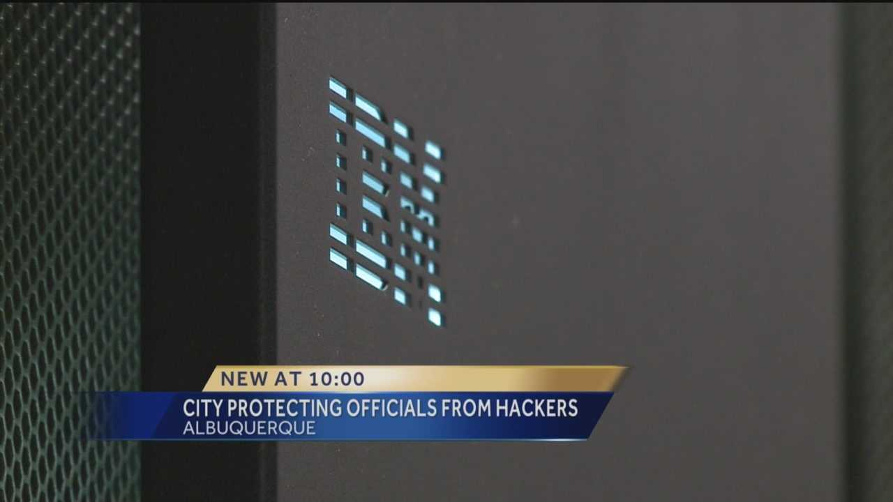 Government computer networks are major targets for hackers.