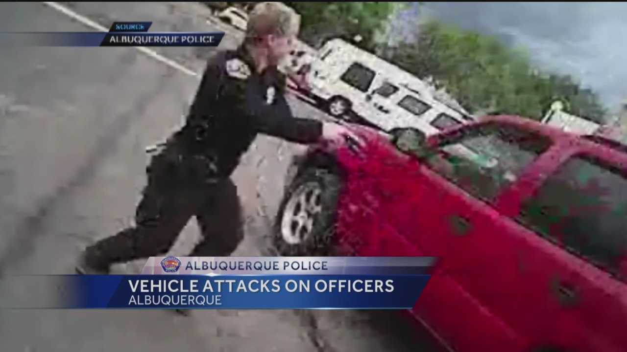 It has been a dangerous week for Albuquerque Police.