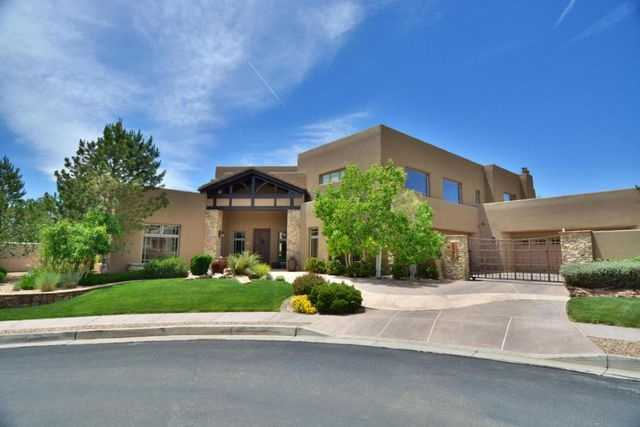 Take a peak inside this 7,900 square foot Albuquerque mansion that's featured on Realtor.com.