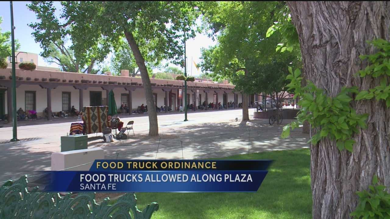 The city of Santa Fe has made a change regarding food trucks in an effort to boost nightlife.