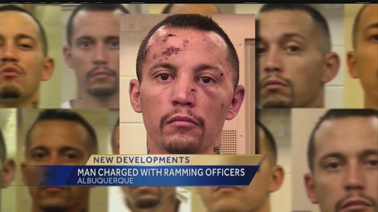 Both Albuquerque police and Bernalillo County Sheriff's deputies are familiar with Danan Gabaldon.