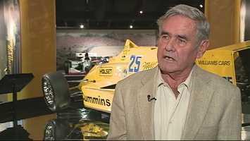 Al Unser Sr. Born in Albuquerque in 1939. Four-time Indianapolis 500 winner.