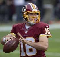 Colt McCoy. Born in Hobbs in 1986. NFL quarterback.