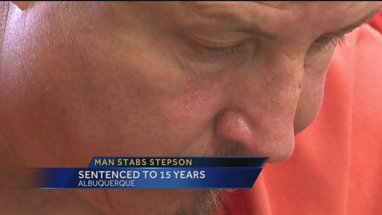 A man will spend more than a decade behind bars after stepping his stepson. Reporter Megan Cruz has the story.