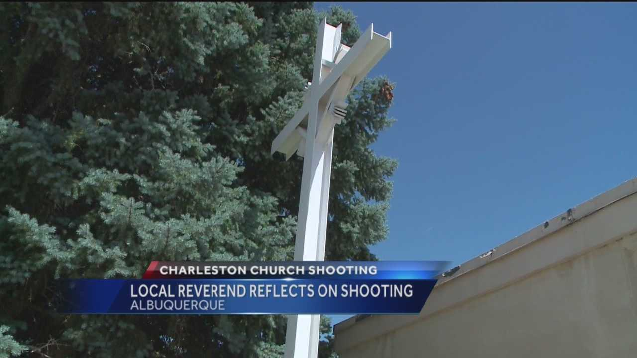 The only African Methodist Episcopal church in Albuquerque is working with other congregations to organize a prayer service for the victims in Charleston, South Carolina.
