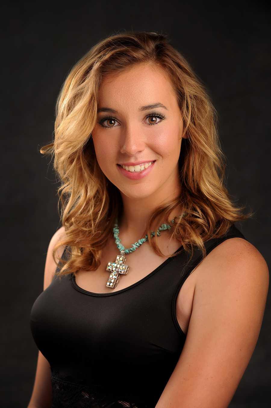 Danielle Peltier, Miss Dona Ana County