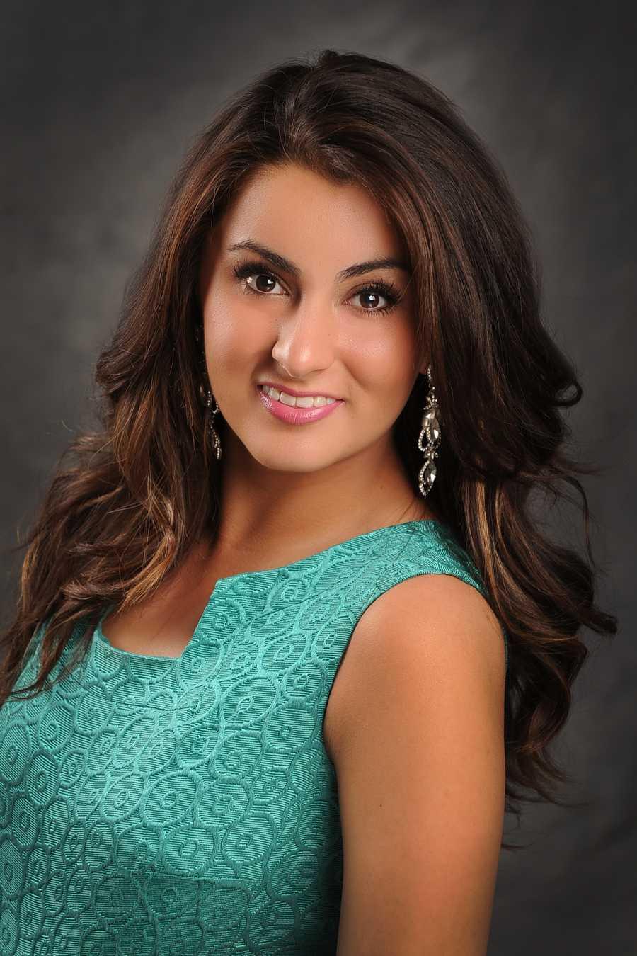 Alexa Vigil, Miss Eastern NM