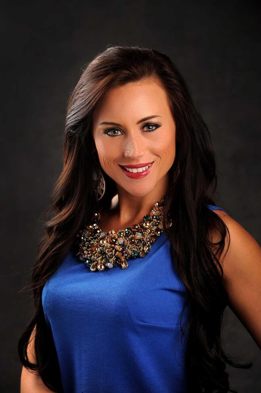 Brandi Holcomb, Miss Otero County