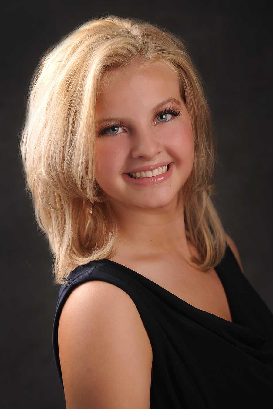 Skye Robison, Miss Southeastern NM