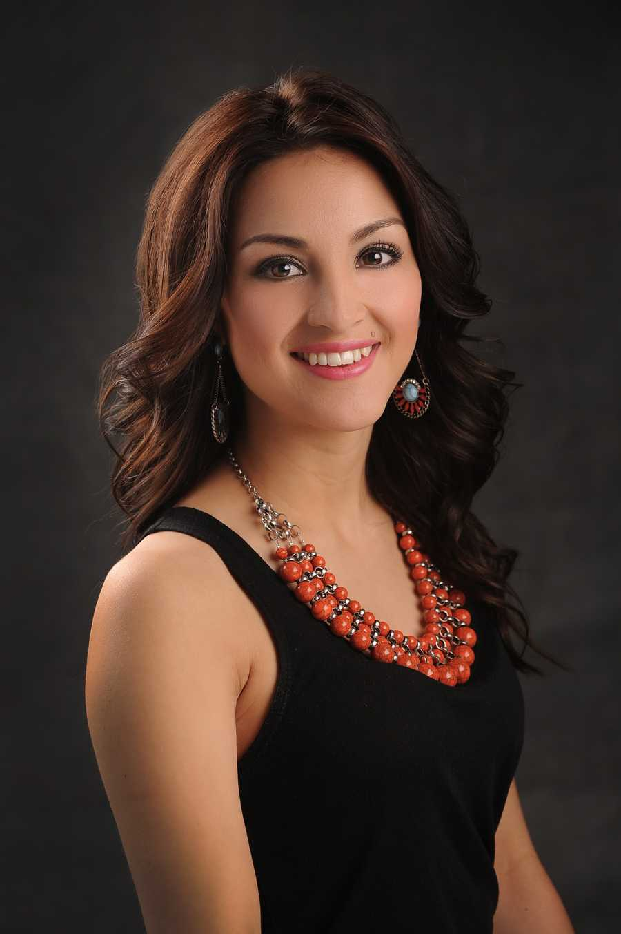 Sarah Saldana, Miss Alamagordo