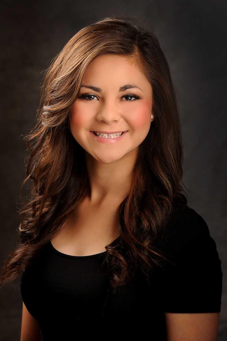 Olivia Austin, Miss Roosevelt County