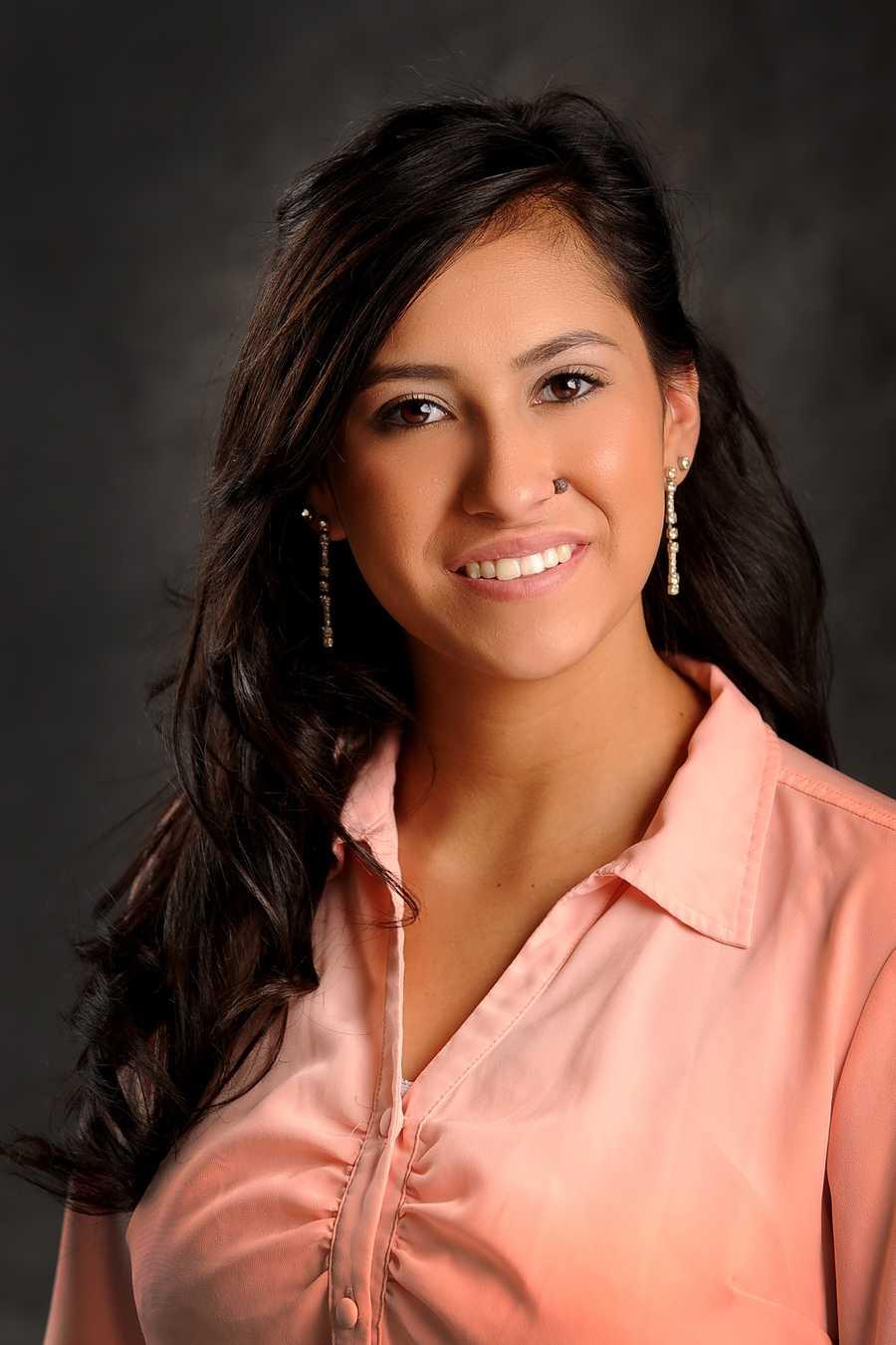 Alicia Aragon, Miss Albuquerque