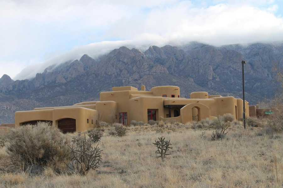 Take a look inside this 4,300 square foot home in Albuquerque that's features on Realtor.com