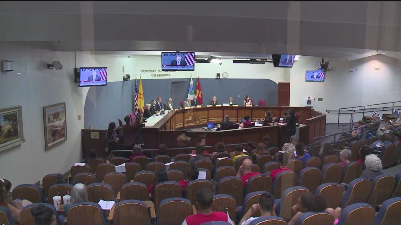 Imagine getting paid when a boss changes the schedule -- some Albuquerque City Councilors want to make it the law.